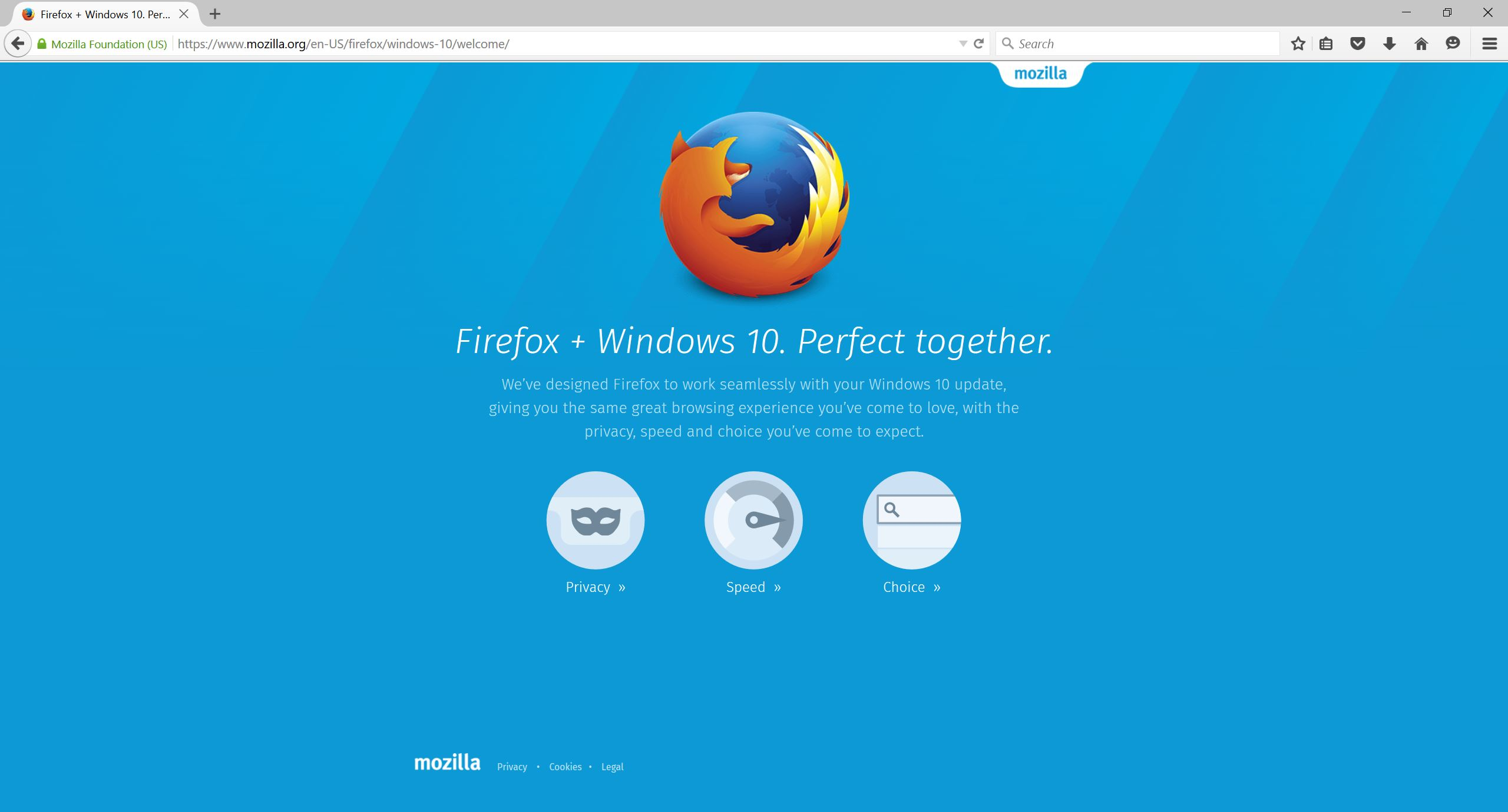 Download Mozilla Firefox Untuk Windows 10