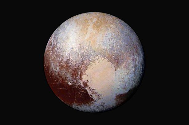Lafaz Allah Planet Pluto