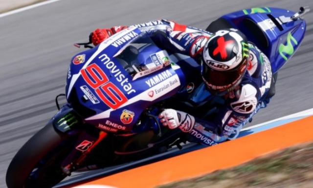 Hasil Kualifikasi MotoGP Ceko 2015