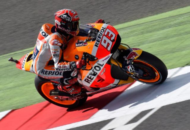 Hasil Kualifikasi MotoGP Inggris 2015 - Marquez Pole Position
