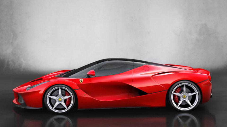 LaFerrari - Mobil Termahal Ferrari