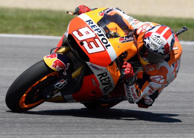 Marc Marquez Pole Position Di MotoGP Indianapolis Amerika 2015