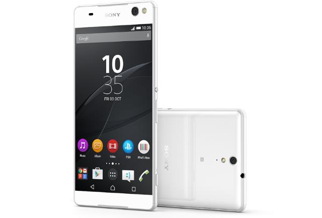 Smartphone Khusus Selfie Sony Xperia C5 Ultra