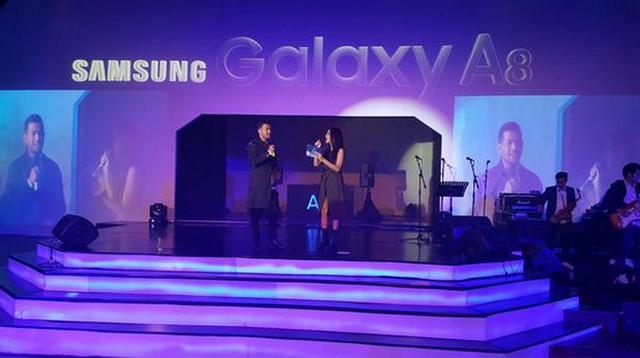 Acara Peluncuran Samsung Galaxy A8 Di Indonesia
