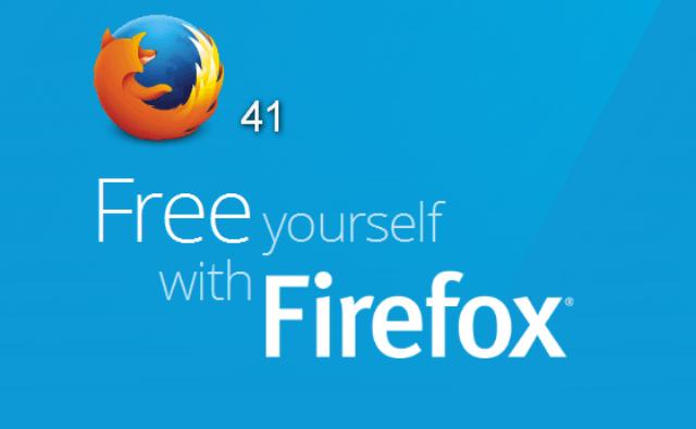 Download Firefox Versi 41 Terbaru