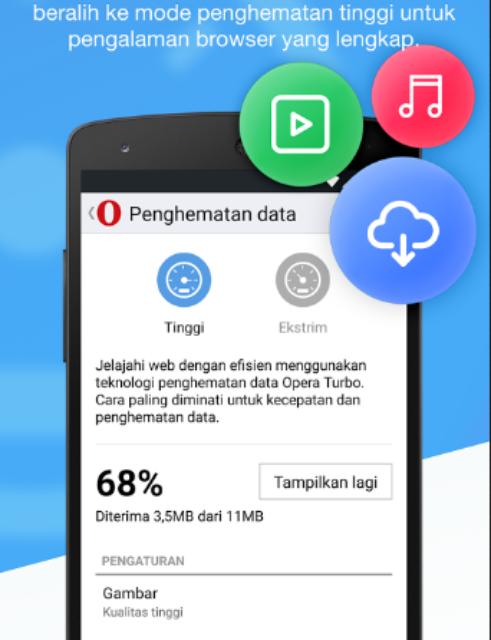 Download Opera Mini Terbaru Untuk Android