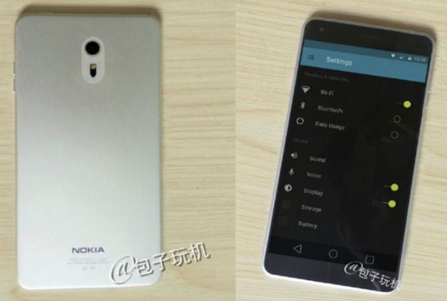 Harga Smartphone Android Nokia C1