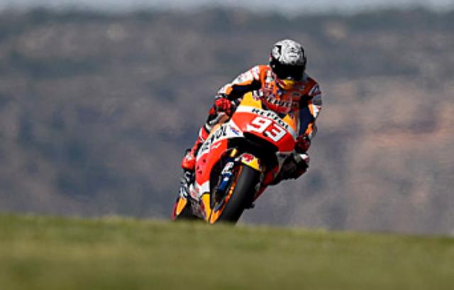 Hasil Kualifikasi MotoGP Aragon Spanyol 2015