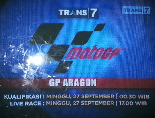 Jadwal MotoGP Aragon Spanyol 2015