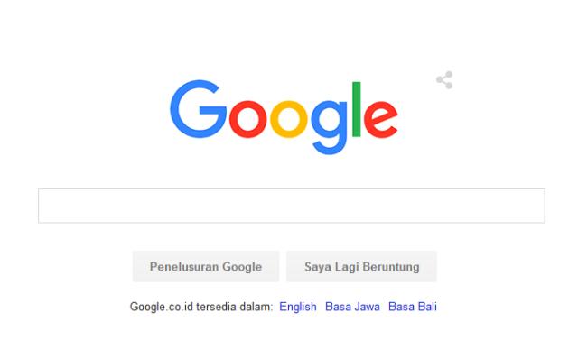 Logo Google Baru 2015