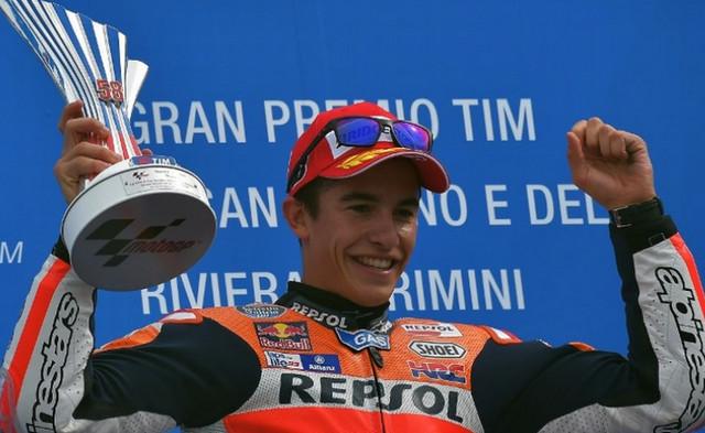 Marquez Juara Di MotoGP Misano San Marino