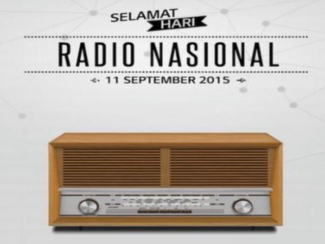 Sejarah Radio Republik Indonesia