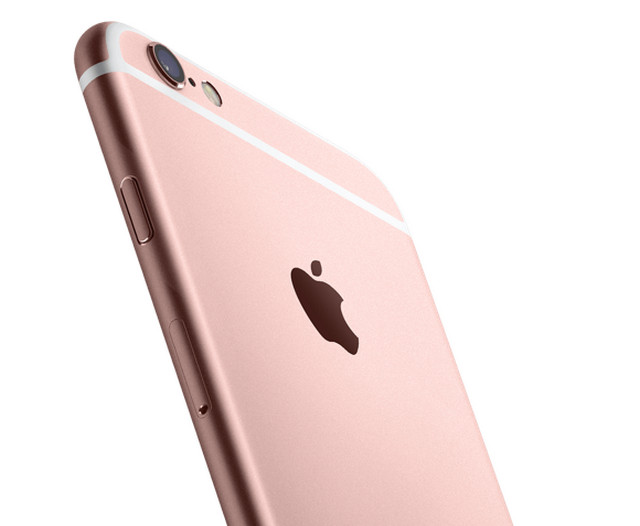 iPhone 6s Plus Warna Pink