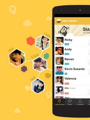 BeeTalk Aplikasi Android Untuk Mencari Jodoh
