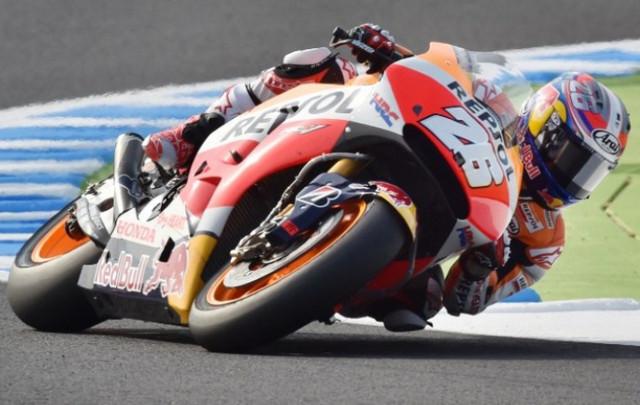 Dani Pedrosa Juara MotoGP 2015 Di Sirkuit Motegi Jepang