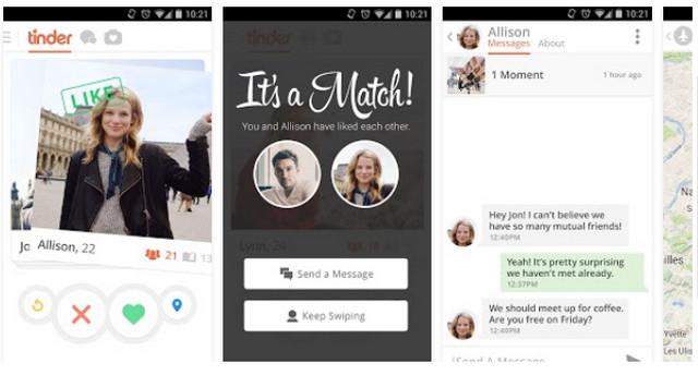 Download Aplikasi Pencari Jodoh Tinder