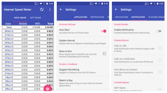 Download Aplikasi Untuk Mengetahu Kecepatan Internet Di Android