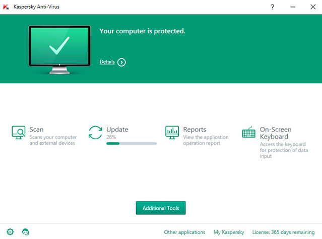 Download Kaspersky Antivirus 2016 Untuk Windows 10