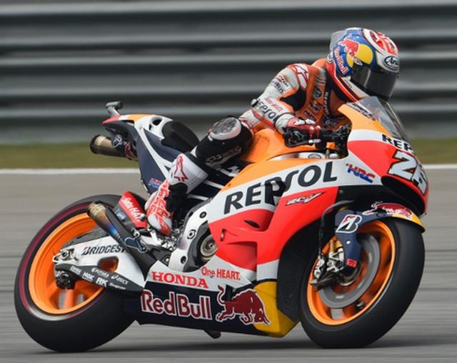 Hasil Kualifikasi MotoGP 2015 Di Sirkuit Sepang Malaysia - Pedrosa Pole
