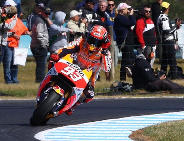Hasil Kualifikasi MotoGP Australia 2015, Marquez Pole Position
