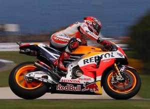 Marc Marquez Tercepat Di FP3 MotoGP Australia