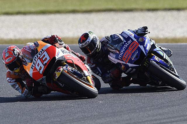 Marquez Juara MotoGP Australia 2015