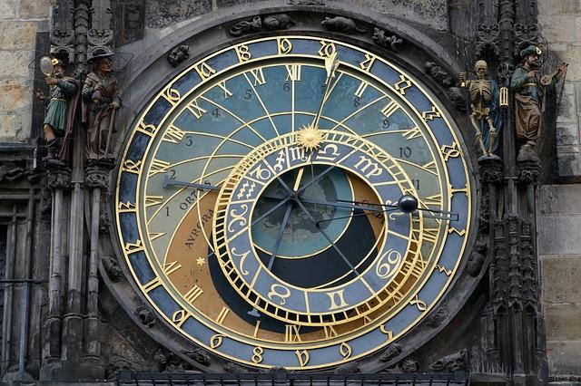 Sejarah Jam Astronomi Praha