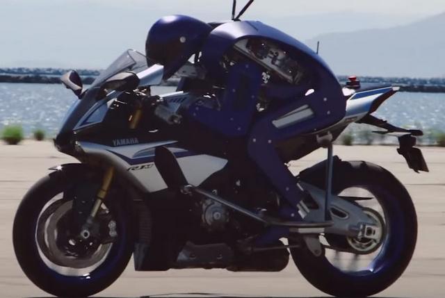 Yamaha Motobot Valentino Rossi