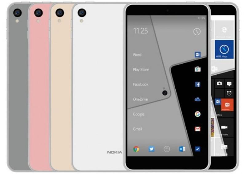 Bocoran Gambar dan Spesifikasi Nokia C1