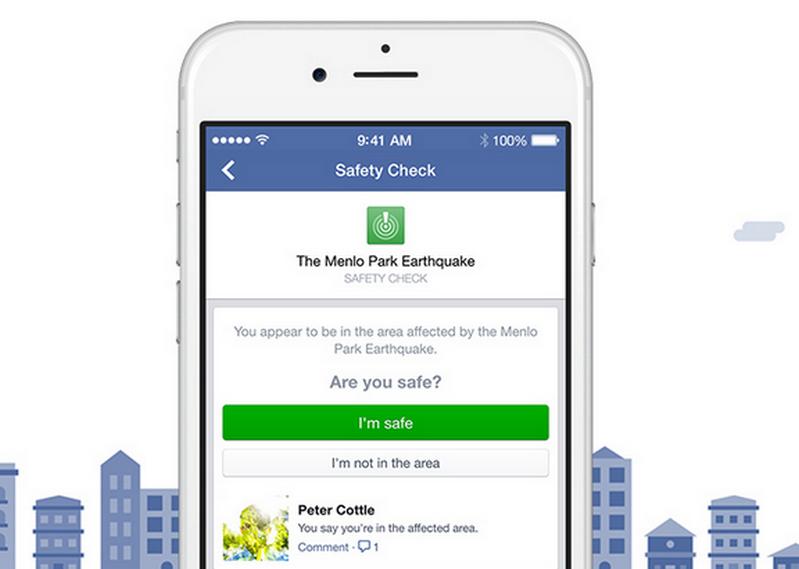 Cara Menggunakan Fitur Safety Check Facebook