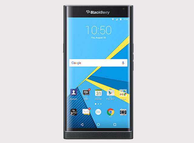 Fitur dan Spesifikasi Lengkap BlackBerry Priv