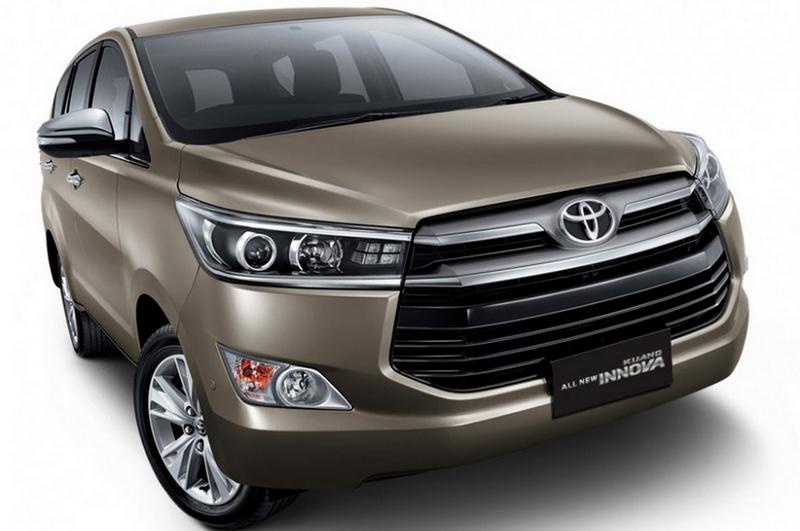 Gambar Toyota Kijang Innova 2016
