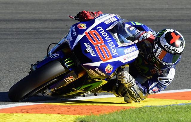 Hasil Kualifikasi MotoGP Valencia 2015 - Lorenzo Pole