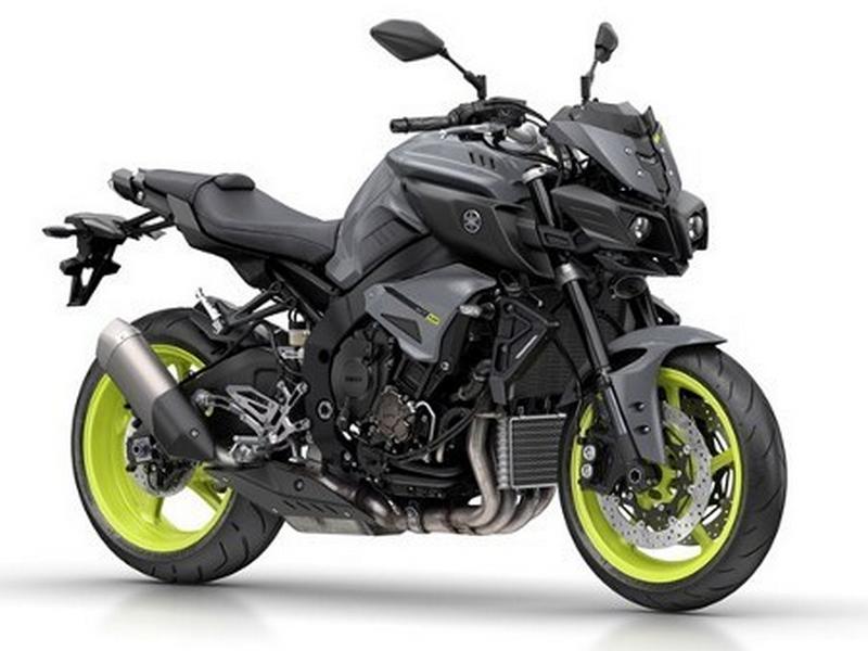 Spesifikasi Yamaha MT 10