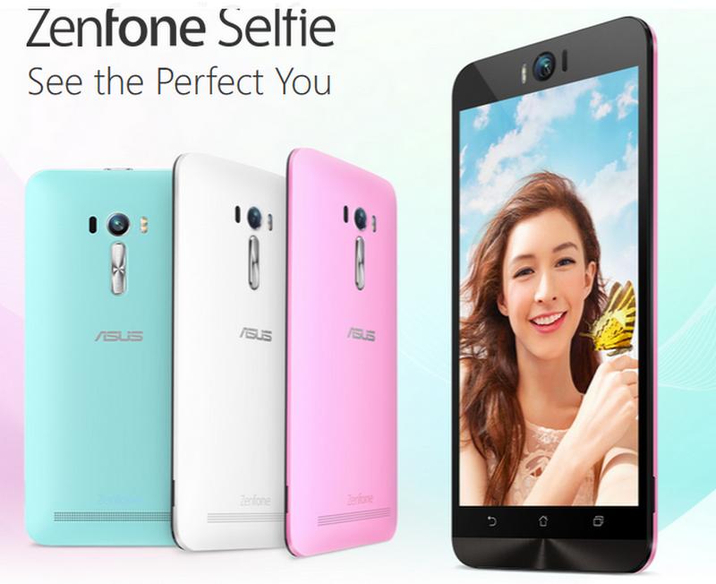 Spesifikasi dan Harga Asus Zenfone 2 Selfie Di Indonesia