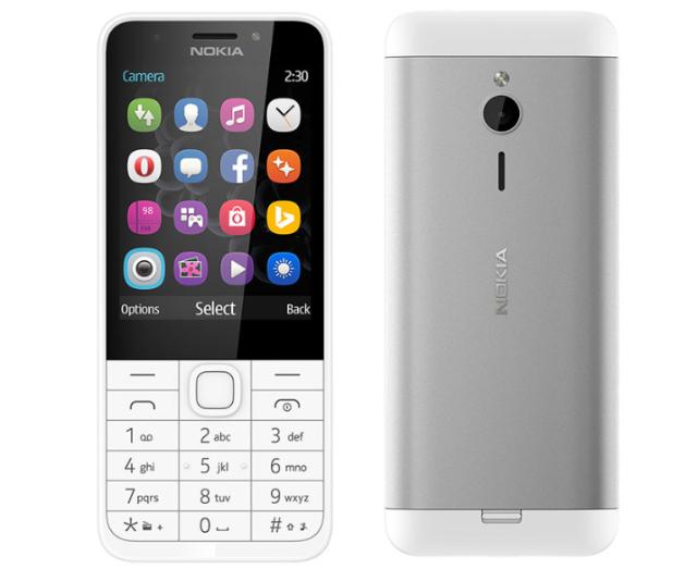 Spesifikasi dan Harga Nokia 230 Dual SIM