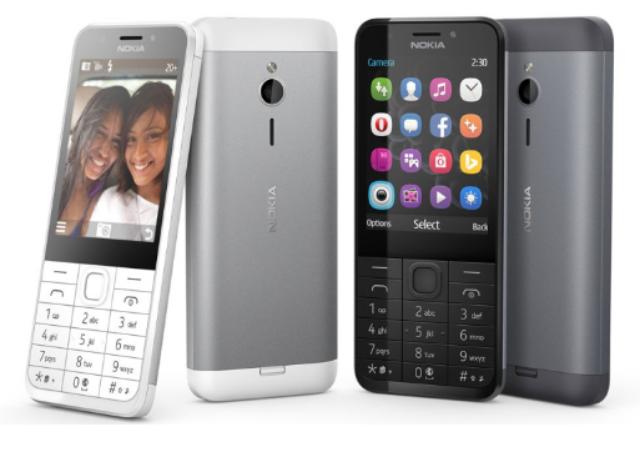 Spesifikasi dan Harga Nokia 230