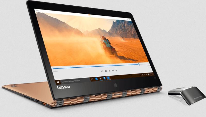 Tablet - Laptop Lenovo Yoga 900