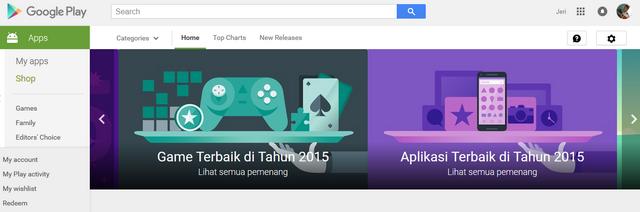 Daftar Aplikasi dan Games Android Terbaik