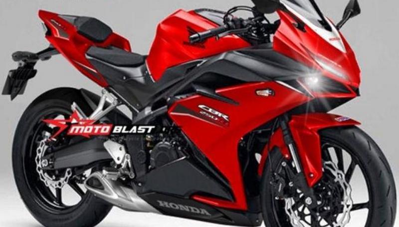Gambar Motor Honda CBR250RR