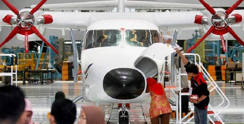 Gambar Pesawat N219 Buatan Indonesia