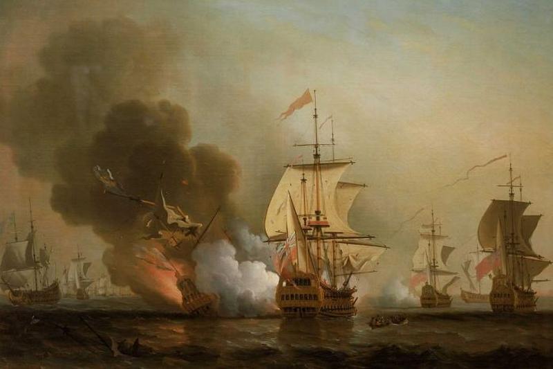 Kapal San Jose tenggelam saat pertempuran sengit dengan Inggris pada 1708 di lepas pantai Cartagena