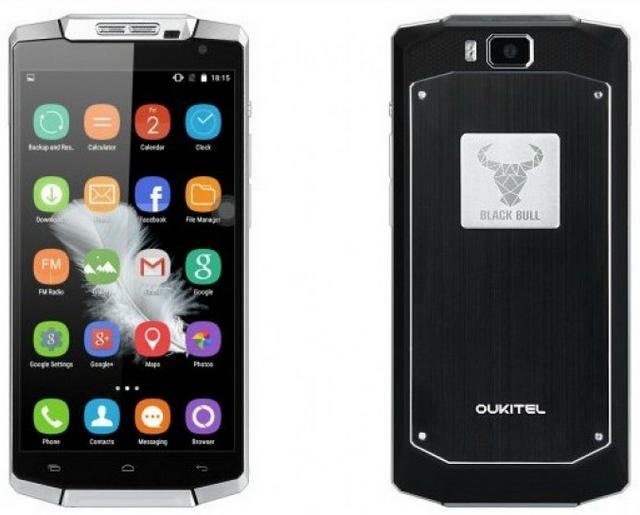 Oukitel K10000, Smartphone Dengan Daya Tahan Baterai Sampai 10 Hari
