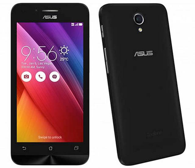 Spesifikasi dan harga Asus Zenfone Go