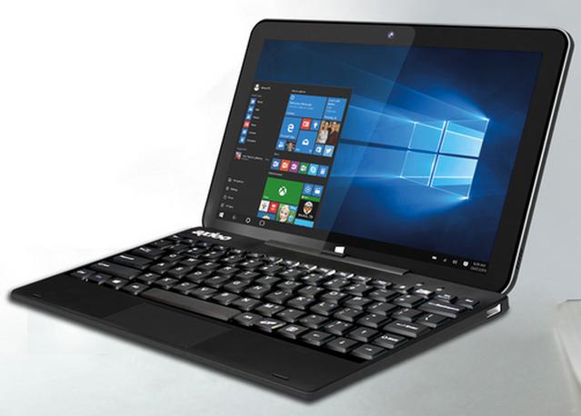 Axioo Windroid 10G+ Berfungsi Sebagai Notebook Windows 10