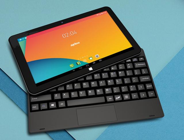 Axioo Windroid 10G+ Berfungsi Sebagai Tablet Android