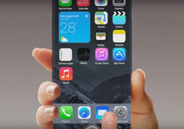 Bocoran Desain iPhone 7