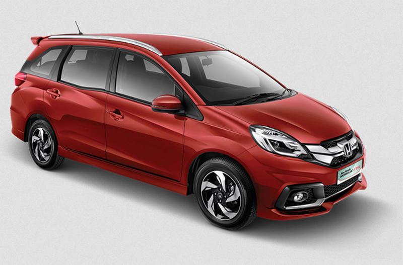 Pilihan Warna Interior Dan Harga New Honda Mobilio 2016