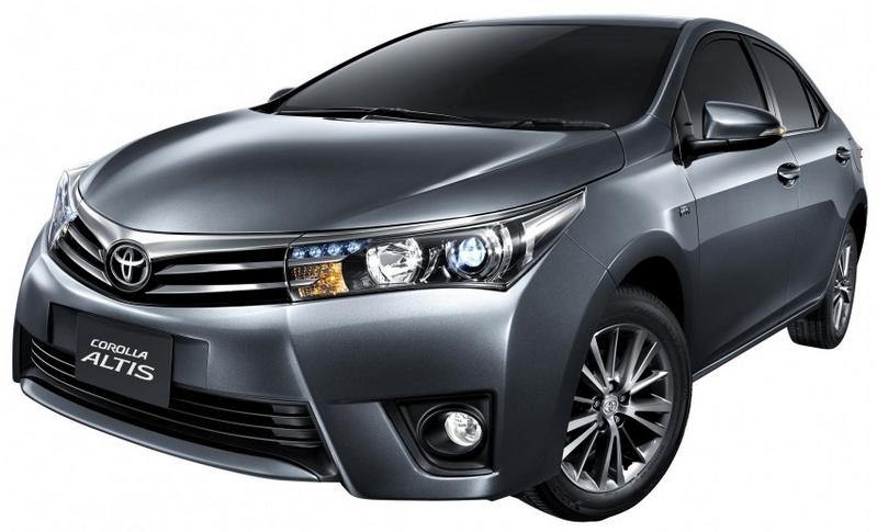 Harga Toyota New Corolla Altis 2016