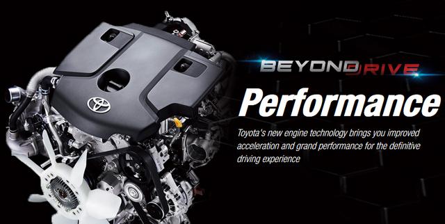 Mesin Toyota Fortuner Terbaru